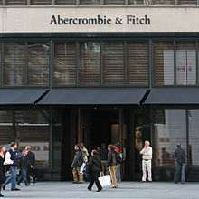 Abercrombie & amp; Fitch