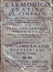 Francesco Gasparini