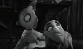 Frankenweenie Film De 2012