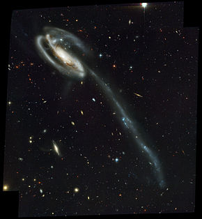 Atlas de Galaxies Peculiar