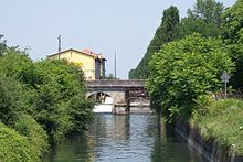 canal Pavese