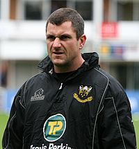 Paul Grayson - Northampton Saints vs Vente Octobre 2009.jpg