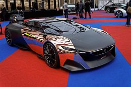 Car Festival international 2013 - Peugeot Onyx - 007.jpg