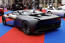Car Festival international 2013 - Peugeot Onyx - 009.jpg
