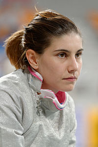 Rossella Gregorio 2014-15 équipes WC Orléans t144259.jpg