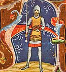 Samuel de Hongrie (Chronicon pictum 048) .jpg