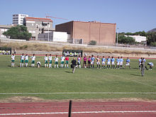 Sport amateur Football Association Carbonia