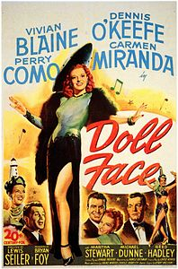 Affiches - Doll Face (1945) .jpg